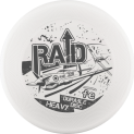 FE Raid 3 disco per cani bianco Hard bite disc dog resistenza al morso